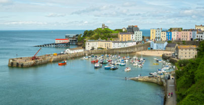 5 sonnige Hotspots in Wales!